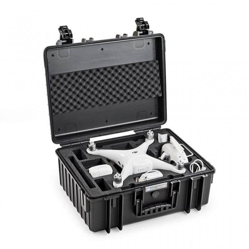 Wodoodporna walizka B&W - Seria Phantom 4