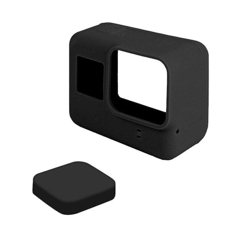 Silikonowa obudowy kamery i obiektywu - GoPro