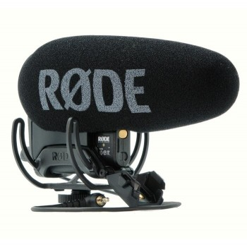 RODE VideoMic Pro+ - mikrofon do kamer