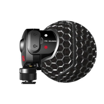 RODE Stereo VideoMic X - mikrofon do kamer