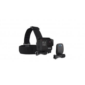 Head Strap + QuickClip - opaska na głowe + klips - GoPro