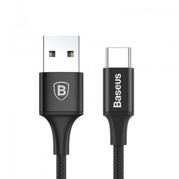 Kabel z diodą LED USB-Lightning (1m) - Baseus
