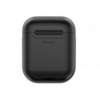 Etui na słuchawki AirPods z szybkim ładowaniem QI - Baseus