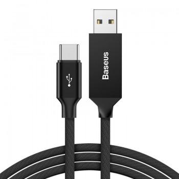 Kabel USB typ C Artistic QC 3.0 5m 3A - Baseus