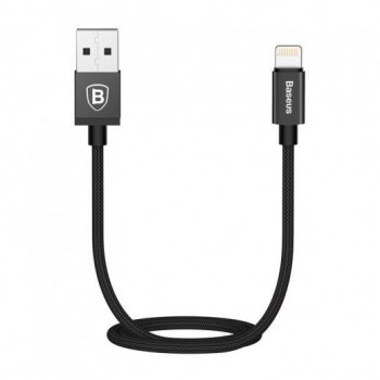 Kabel USB-Lightning z adapter Lightning (1m) 2A - Baseus