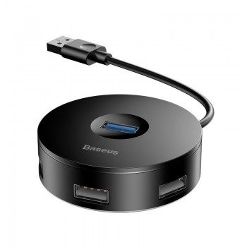 Hub 4w1 USB do USB 3.0 + 3x USB 2.0 15cm - Baseus