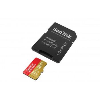 Karta Pamięci SanDisk 32GB U1 Mobile Extreme microSDHC