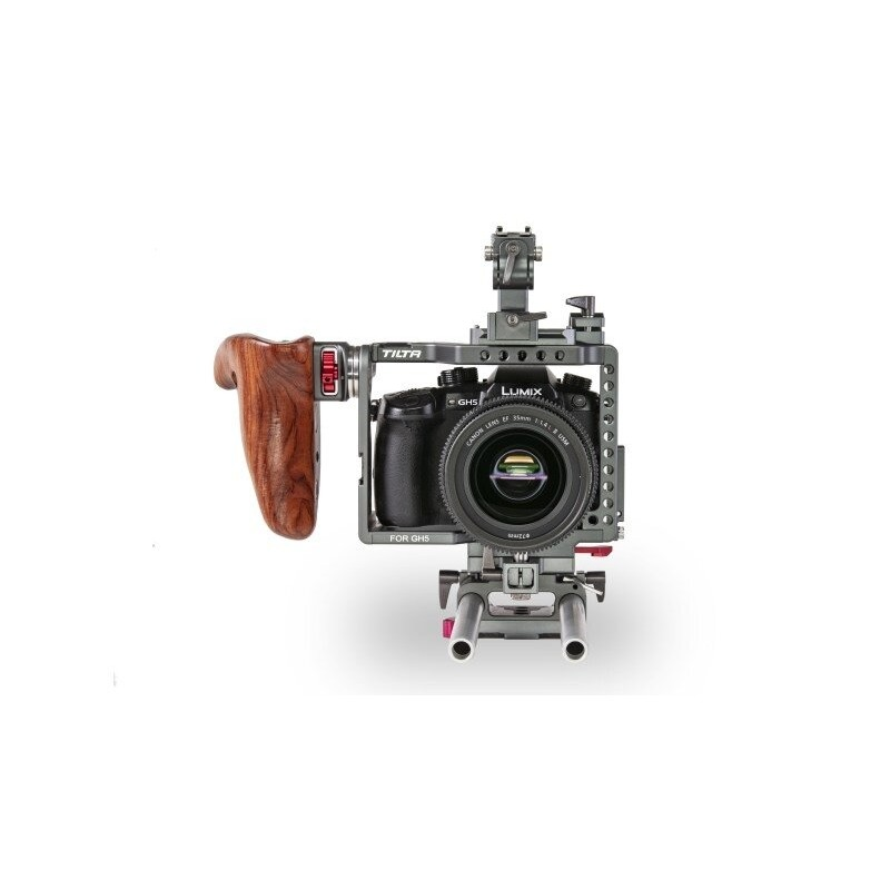 Klatka ES-T37 dla Panasonic GH4/GH5 - Tilta