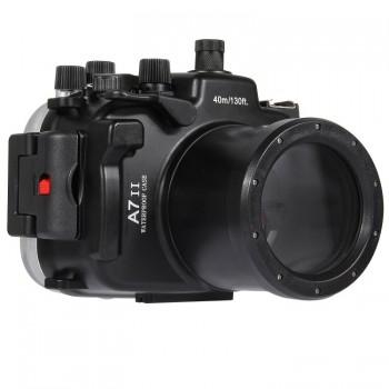 Obudowa podwodna dla Sony A7 II/A7S II/A7R II (40m) - PULUZ