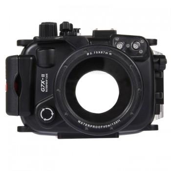 Obudowa podwodna dla Canon G7 X II (40m) - PULUZ