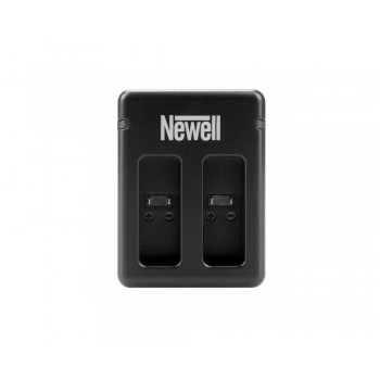 Ładowarka dwukanałowa Newell SDC-USB do akumulatorów GoPro - Newell