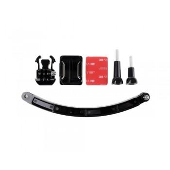 Podpora przykręcana aluminiowa 59x47mm dla GoPro - Redleaf