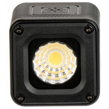 Waterproof Dimmable LED Video Camera Light with Color Filters