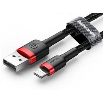 Lightning - USB (1m) Cafule 2.4A - Baseus