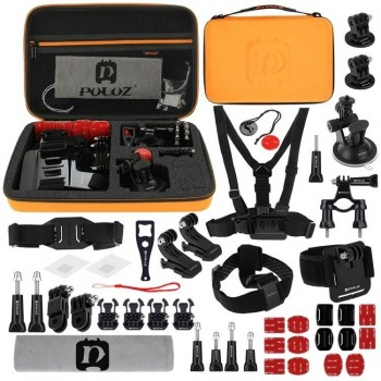 Zestaw PKT27 53 akcesoriów montażowych - Puluz