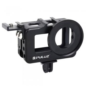 Aluminiowa klatka z filtrem UV dla Osmo Action - PULUZ PU