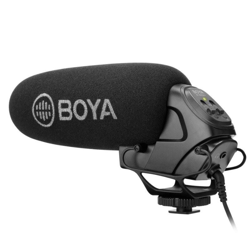 BOYA BY-BM3031 - mikrofon do kamer