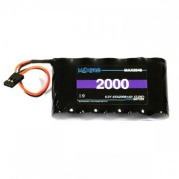Battery Ni-MH 4/5A 6.0V...