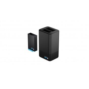 Ładowarka na dwa akumulatory + akumulator - GoPro MAX - 1