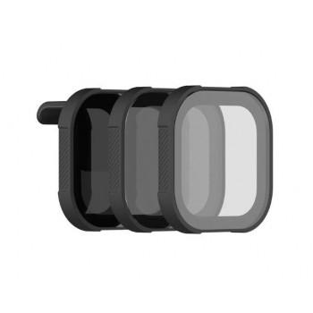 Filtry ND dla GoPro HERO8 Black (ND8, ND16 i ND32) - PolarPro - 1