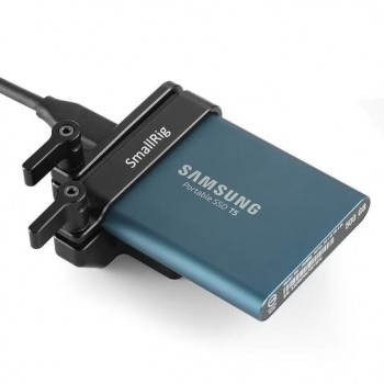 Mocowanie dysku SSD T5 dla BMPCC 4K & 6K - SmallRig 2245 - 1