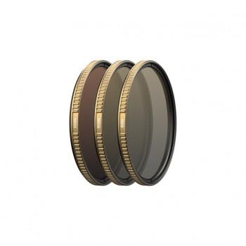 Zestaw filtrów ND dla Zenmuse X5/X7 - PolarPro - 1