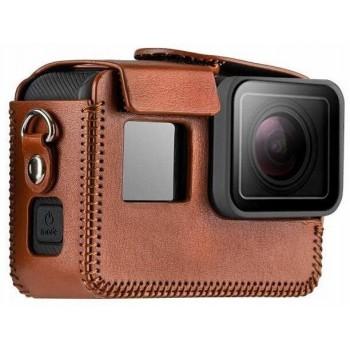 Skórzane Etui dla GoPro - 1