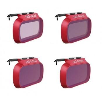 Zestaw filtrów ND dla Mavic Mini (ND8, ND16, ND32 i ND64) - PGYTECH - 1
