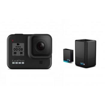 GoPro HERO8 Black + Dual...