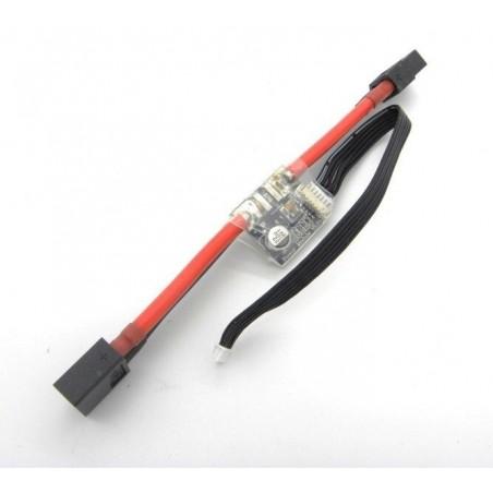 Czujnik prądu V0.1 + BEC 3A - XT60 do Pixhawk - 1