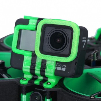 Green Hornet GoPro Mount