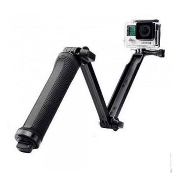 Uchwyt 3w1 dla kamer GoPro - Powerbee - 1