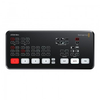 Blackmagic ATEM Mini - 1