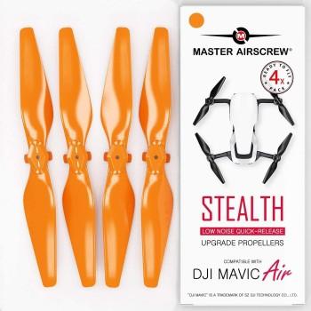 Ciche śmigła dla Mavic Air - Master Aircrew - 2