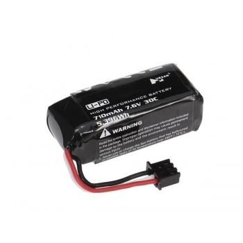 Bateria LiPo 710mAh 7.6V...