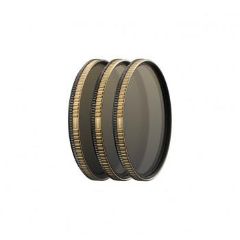 Zestaw filtrów ND/PL (ND8/PL, ND16/PL i ND32/PL) dla Inspire 2 - 1