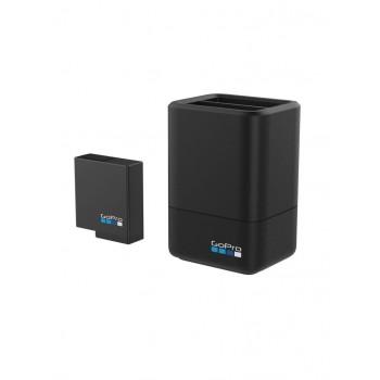 Ładowarka na dwa akumulatory + akumulator - GoPro - 1