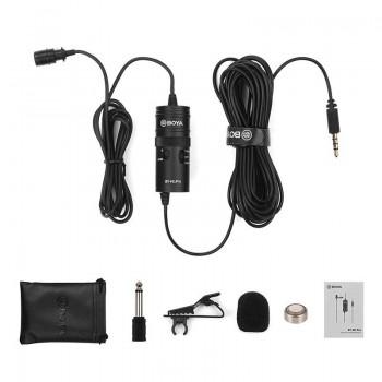 Mikrofon krawatowy BOYA BY-M1 PRO - 1