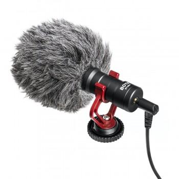 BOYA BY-MM1+ - mikrofon do kamer i urządzeń mobilnych - 1