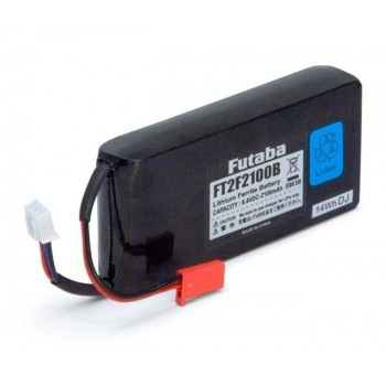Akumulator LiFe 2100mAh 6.6V - Futaba - 1