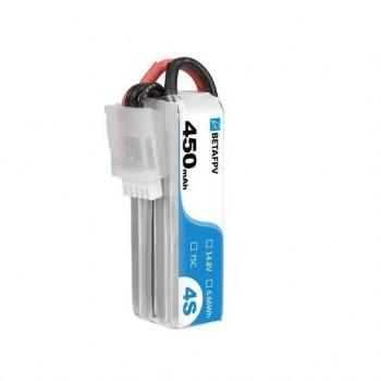 Bateria LiPo 4S 450mAh 75C