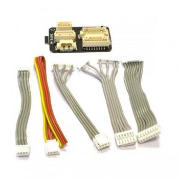 PHANTOM 2 - Zestaw FPV kable i hub