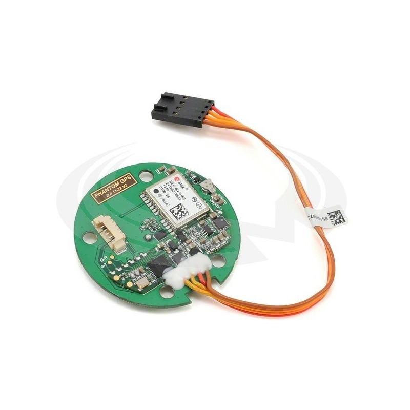 GPS - Phantom i Phantom FC40