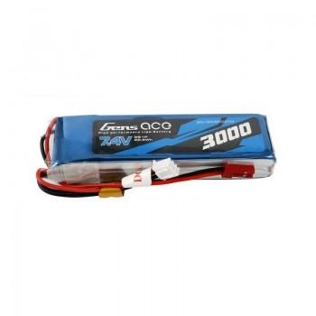 Gens Ace 3000mAh 7.4V 1C...