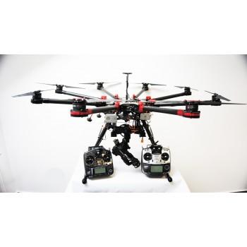 ZESTAW DJI S1000 + A2 + GH4 + FPV + LIGHBRIDGE + 16000mAh - Gotowy do lotu