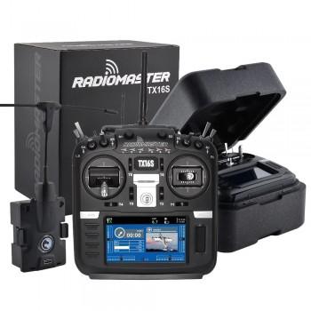 RadioMaster TX16S Hall TBS...