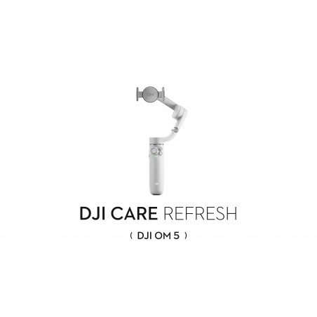 DJI Care Refresh 1-Year Plan (DJI OM 5)