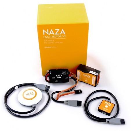 KONTROLER NAZA M V2 + GPS COMBO