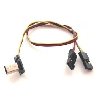 Kabel AV - Mini USB do kamery GoPro