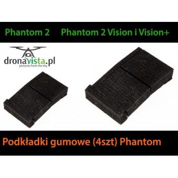 Phantom 2 - Podkładki gumowe (4szt)
